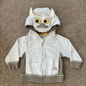 Where The Wild Things Are Hoodie